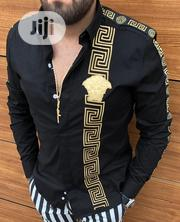 New Quality Man Versace Shirts | Clothing for sale in Lagos State, Lagos Island