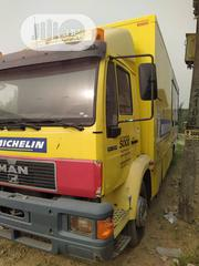 Foreign Used MAN Diesel Truck 1998 Yellow | Trucks & Trailers for sale in Lagos State, Oshodi-Isolo