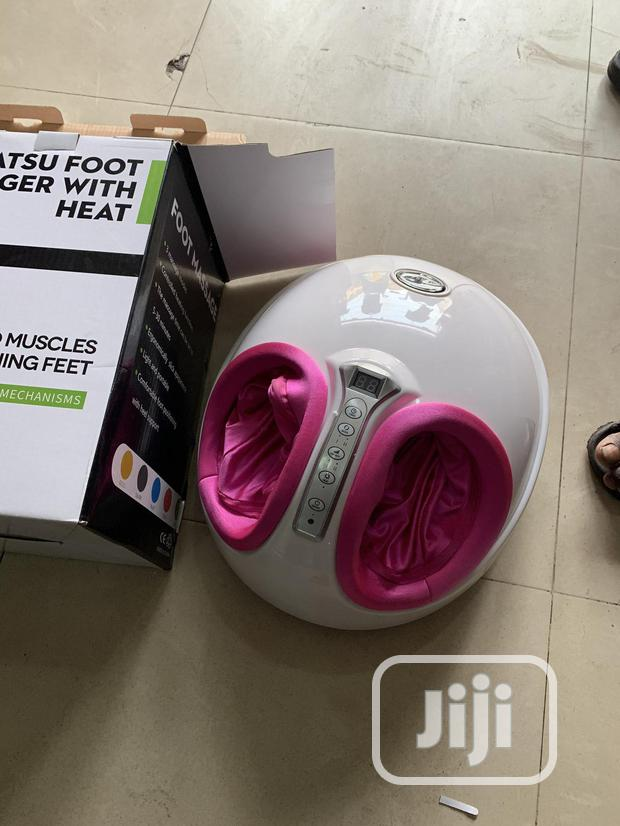 Foot Massager With Heat