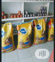 Pedigree Dog Food Puppy Adult Dogs Cruchy Dry Food Top Quality | Pet's Accessories for sale in Lagos State, Lekki Phase 2