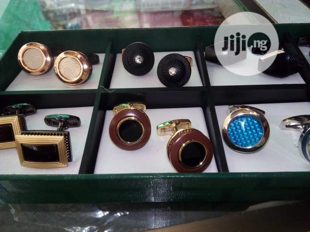 Archive: Cufflinks And Jewellery