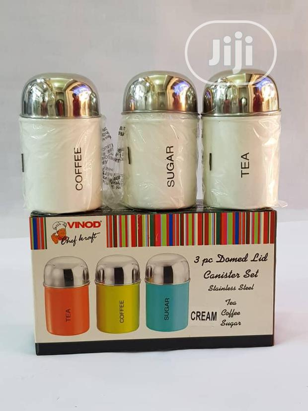 Three Wings Cannister