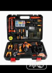 Set Of Tools Box With Drill Machine | Hand Tools for sale in Lagos State, Lagos Island