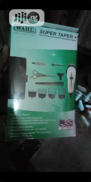 Wahl Super Taper + Clipper | Tools & Accessories for sale in Lagos State, Ojo