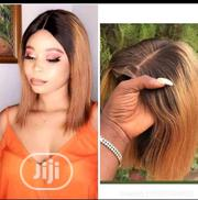 Human Hair Ombre Mixed Wig   Hair Beauty for sale in Rivers State, Port-Harcourt