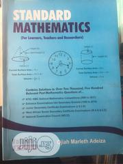 Standard Mathematics | Books & Games for sale in Lagos State, Surulere