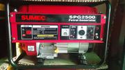 Original SUMEC FIREMAN Generator SPG2500, Petrol Used   Electrical Equipment for sale in Rivers State, Port-Harcourt