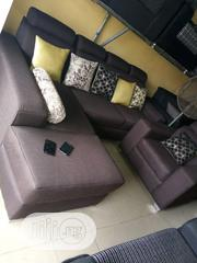 L Shape Fabric Sofa Chair | Furniture for sale in Lagos State, Ikeja