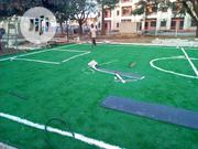 Natural Synthetic Grass For Mini Handball Field | Landscaping & Gardening Services for sale in Lagos State, Ikeja