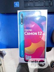 New Tecno Camon 12 Air 32 GB Blue | Mobile Phones for sale in Lagos State, Ikeja