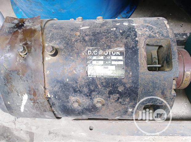 Archive: DC Motor, 20hp