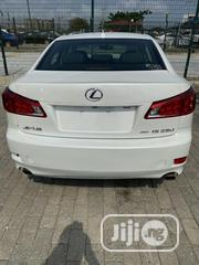 Lexus IS 2009 250 4WD White | Cars for sale in Lagos State, Lekki Phase 1
