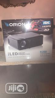 4K Orion Projector (72 Inches Screen) | TV & DVD Equipment for sale in Oyo State, Ibadan