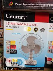 Century 12inch Rechargeable Fan | Home Appliances for sale in Lagos State, Amuwo-Odofin