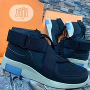 Nike Raid Hot Black Ankle Sneakers Available | Shoes for sale in Lagos State, Surulere