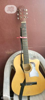 Gibson Acoustic Guitar With Capo | Musical Instruments & Gear for sale in Lagos State, Ojo