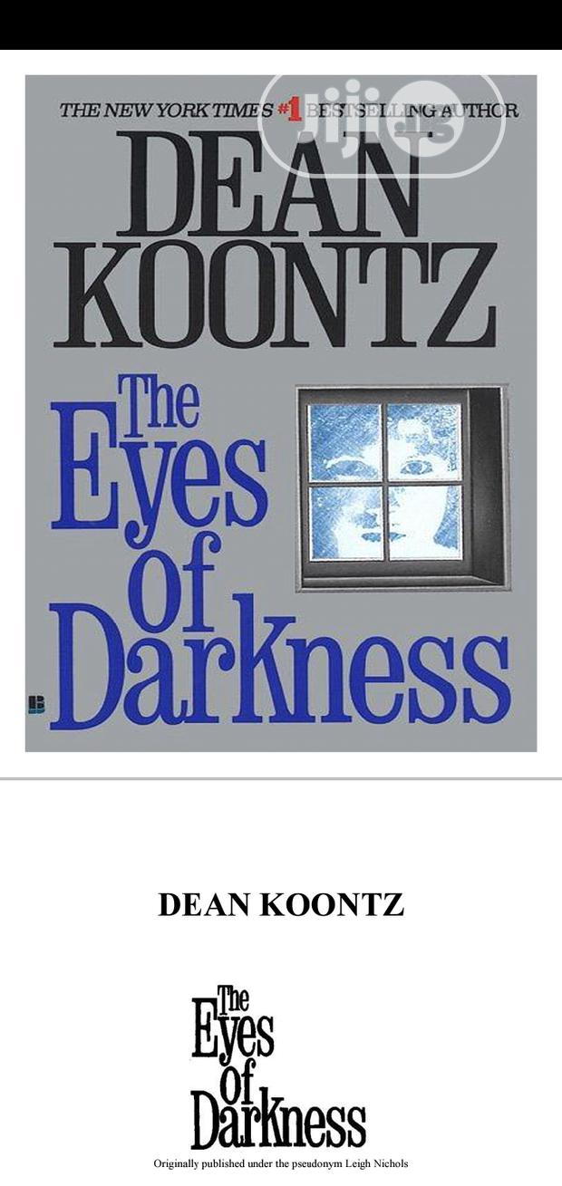 The Eyes Of Darkness ( Soft Copy)