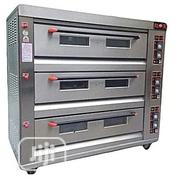 Industrial Deck Oven 3deck 9trays Gas Oven | Industrial Ovens for sale in Lagos State, Ojo