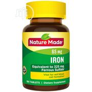 Nature Made Iron Provides 65 Mg | Vitamins & Supplements for sale in Lagos State, Gbagada