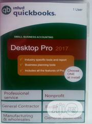 Quickbooks Desktop Pro Accounting 2017 | Software for sale in Lagos State, Ikeja