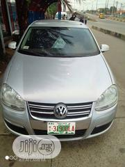 Volkswagen Jetta 2006 2.5 Silver | Cars for sale in Lagos State, Yaba