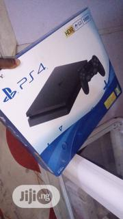 Sony Ps4 Slim Console 500gb With Extra Pad | Video Game Consoles for sale in Lagos State, Ikeja