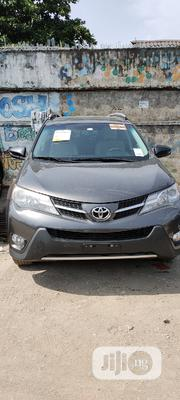 Toyota RAV4 2013 XLE FWD (2.5L 4cyl 6A) Gray | Cars for sale in Lagos State, Alimosho
