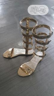 High Quality Gold Gladiator Sandals | Shoes for sale in Edo State, Benin City
