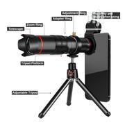 4K HD 36x Telephoto Lens | Accessories for Mobile Phones & Tablets for sale in Lagos State, Ikorodu