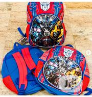 Backpack With Transformers Movie Theme For Kids | Bags for sale in Abuja (FCT) State, Kubwa