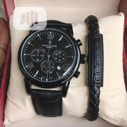 Classic Patek Phillip Wristwatch With Bracelet | Jewelry for sale in Lagos State, Lagos Island