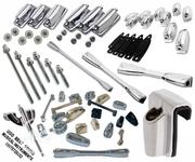 Stainless Steel IRON LUGS, SCREWS And HOOKS For Drum | Musical Instruments & Gear for sale in Lagos State, Mushin