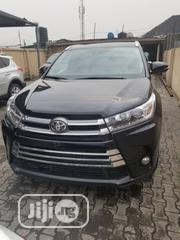 Toyota Highlander 2017 XLE 4x4 V6 (3.5L 6cyl 8A) Black | Cars for sale in Lagos State