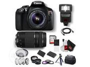 Canon EOS Rebel T6 DSLR Camera | Photo & Video Cameras for sale in Lagos State, Ikeja