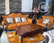 Quality Turkey Leather Sofa | Furniture for sale in Lagos State, Ajah