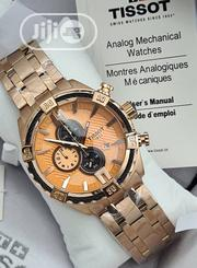 Tissot Rose Gold Watch | Watches for sale in Lagos State