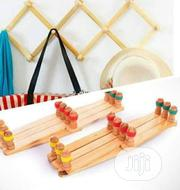 Wooden Bag Rack And Napkin Holder | Kitchen & Dining for sale in Lagos State, Lagos Island