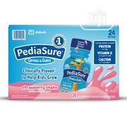 Pediasure Stawberry Drink. 24 Bottles   Baby & Child Care for sale in Lagos State, Ikeja