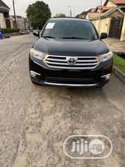 Toyota Highlander 2013 Limited 3.5l 4WD Black | Cars for sale in Lagos State, Ojodu