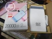 Qlt Choice 20000mah Power Bank Dual Outputs 5v/2.4a With LCD Display | Accessories for Mobile Phones & Tablets for sale in Lagos State, Ikeja