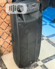 Soundprince 18' Double Loud Speaker PA System   Audio & Music Equipment for sale in Lagos State, Ojo