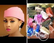Zahra Cap And Scarf | Clothing Accessories for sale in Oyo State, Ibadan