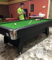 8feet Snooker Board With Accessories   Sports Equipment for sale in Abuja (FCT) State, Asokoro