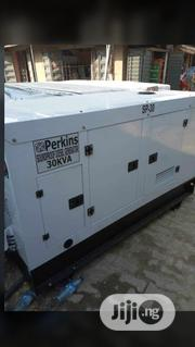 Perkins 30kva Soundproof Generator | Electrical Equipment for sale in Lagos State, Ojo