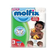 Molfix Baby Pants(Size 3) | Baby & Child Care for sale in Lagos State, Agege