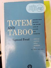Totem And Taboo By Sigmund Freud   Books & Games for sale in Lagos State, Surulere