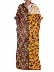Classy Female Ankara Maxi Long Dress | Clothing for sale in Lagos State, Amuwo-Odofin