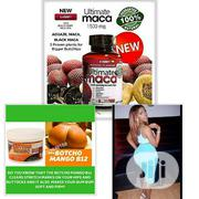 Botcho Cream And Ultimate Maca Pills For Butts And Hips Enlargement | Sexual Wellness for sale in Lagos State, Lekki Phase 2