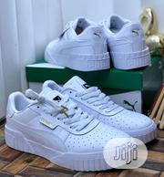 White NYSC Puma Sneakers | Shoes for sale in Lagos State, Lagos Island