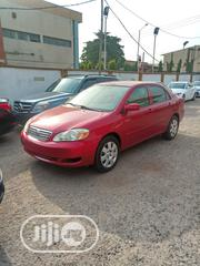 Toyota Corolla 2007 1.4 VVT-i Red | Cars for sale in Lagos State, Agege
